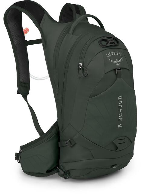Osprey Raptor 10 Hydration Backpack Men Cedar Green